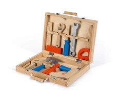 Brico'Kids Værktøjskasse