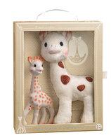 Gaveæske Med Giraf + Plysgiraf