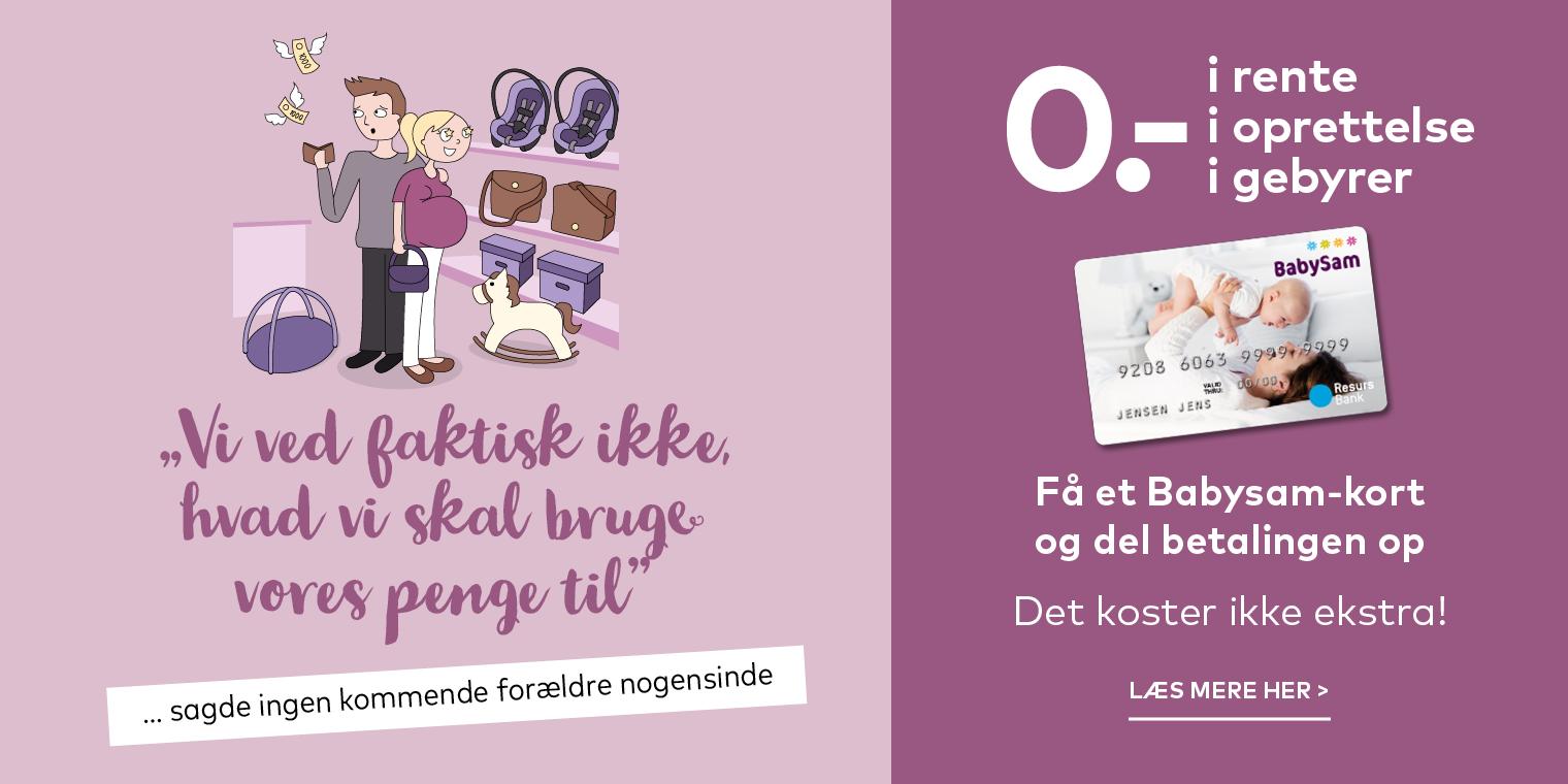 3f279026ca8 BabySam.dk - Alt til baby & børn - Babysam.dk
