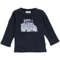 Traktor Langærmet T-Shirt - 1432 Navy