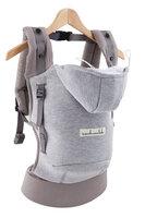 Hoodie Carrier Bæresele - Athletic Grey