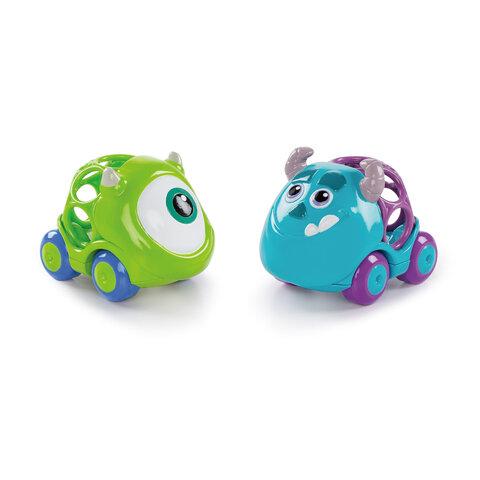 Disney Monsters Små Biler 2 pk