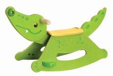 Gynge-krokodille