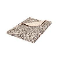 Babytæppe - Leopard Cameo