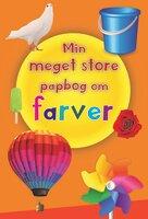 Min Meget Store Papbog Om Farver