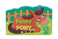Papbog Penny Pony