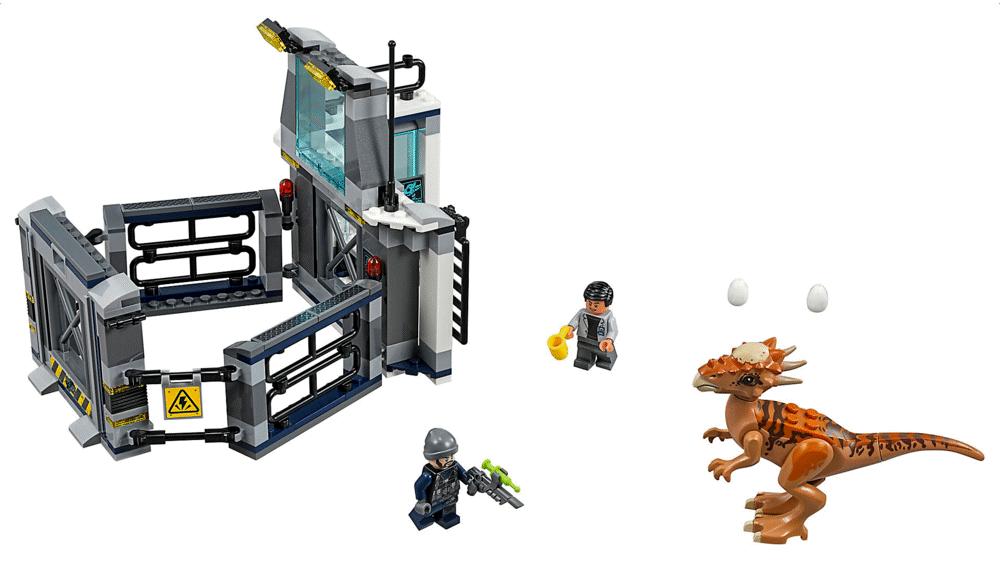 LEGO TOYS Stygimoloch Bryder Ud 75927 thumbnail