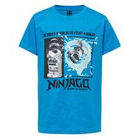 Cm-50104 Kortærmet T-shirt - Blå