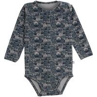 Langærmet Body - 1432 Navy