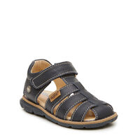 Sandal Med Lukket Tå - Blue