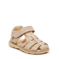 Sandal Med Lukket Tå - Copper