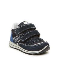Sportsko Med Velcro Lukning - Navy-Bluet