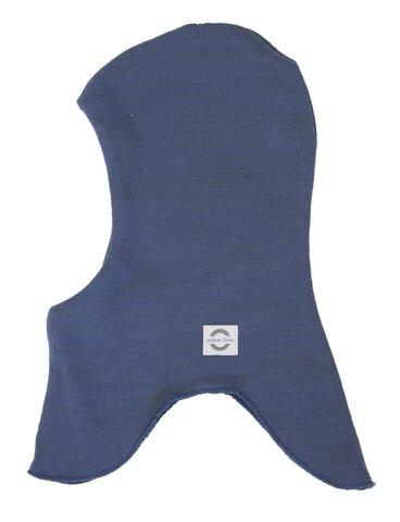 Uld Elefanthue - 287 Blå