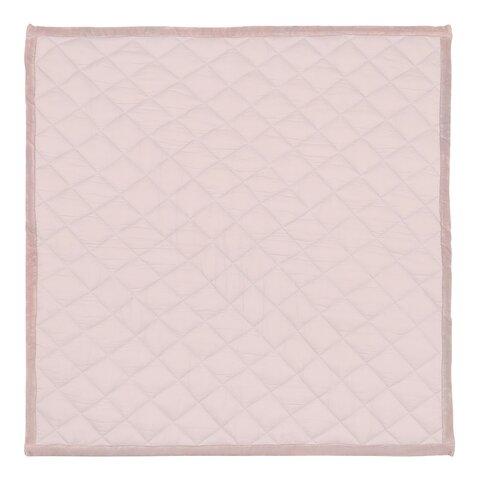 Oprindeligt Quilt Tæppe 100x100 cm - Dusty Rose - Babysam.dk IR03