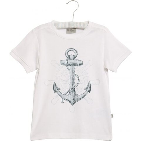 Anchor T-Shirt - White