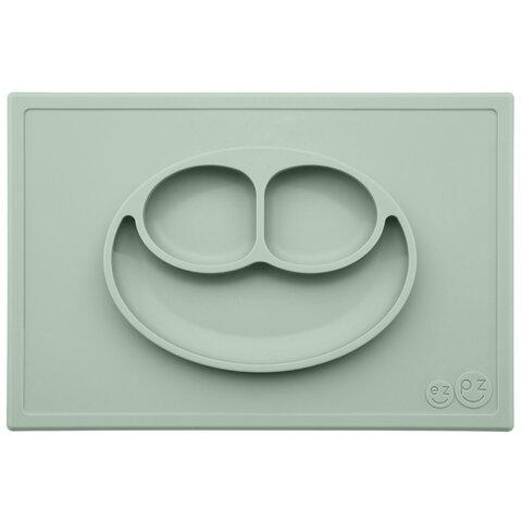 Tallerken Happy Mat - Sage