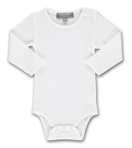 Baby Bodystocking - Offwhite