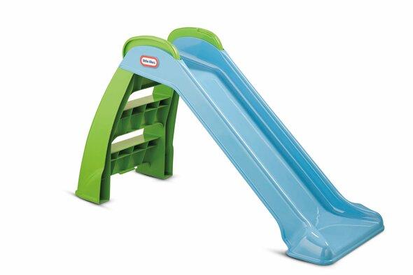 Little T. First Slide Blu/Gren