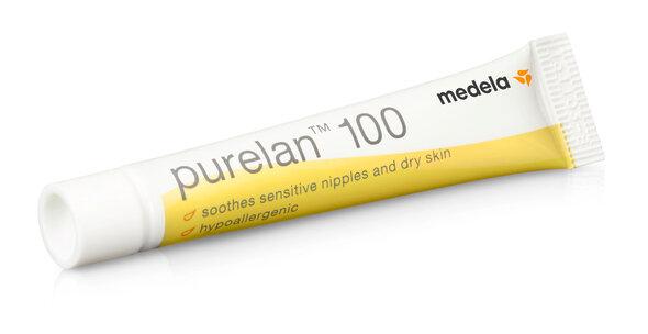 Purelan 100 Brystvortecreme - 7 Gram