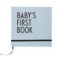 Baby's First Book Blå