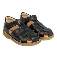 Sandal Med Lukket Tå Og Velcro - 2504