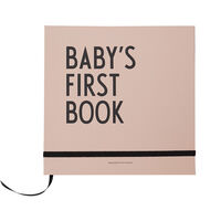 Baby's First Book Nude