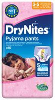 DryNites Natble 3-5 År Pige