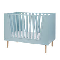 Baby Cot, blue