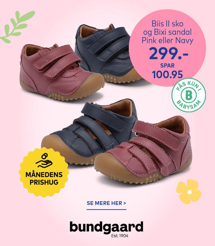 Bundgaard sko