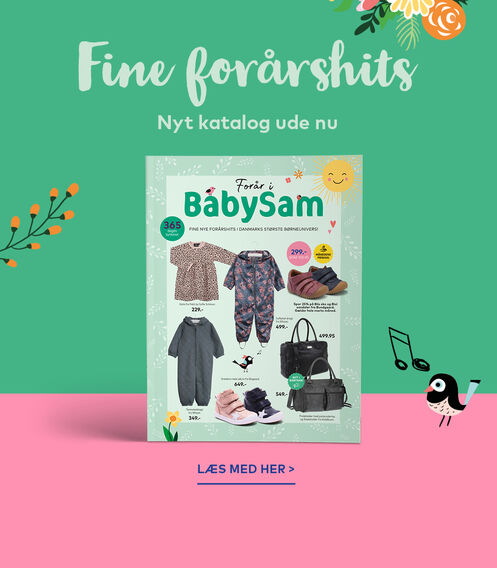 Forårskatalog BabySam