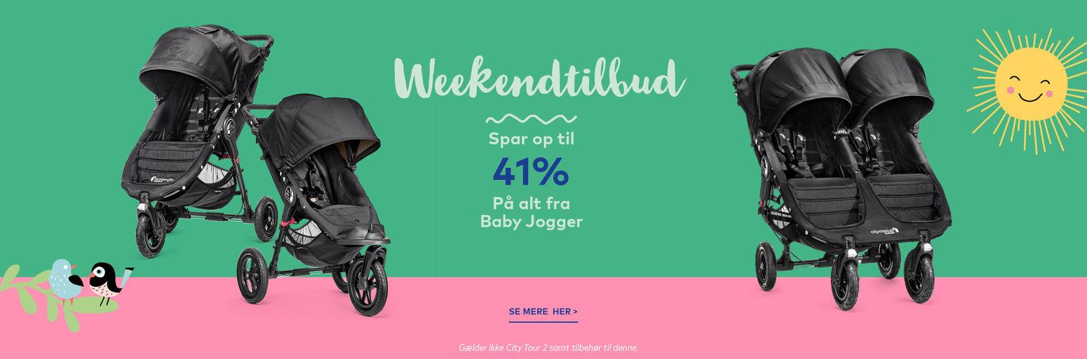 Baby Jogger hos BabySam