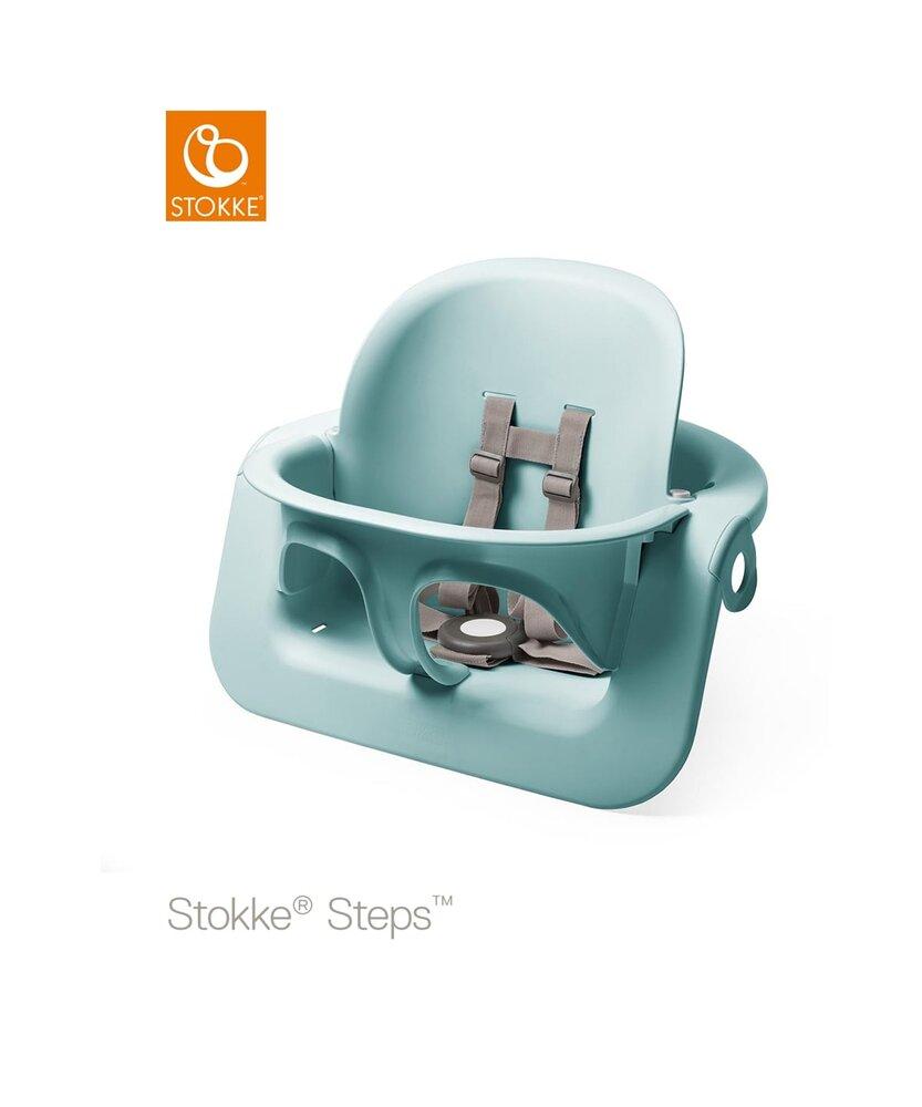 Image of   Stokke® Stokke Steps Baby Sæt - Aqua