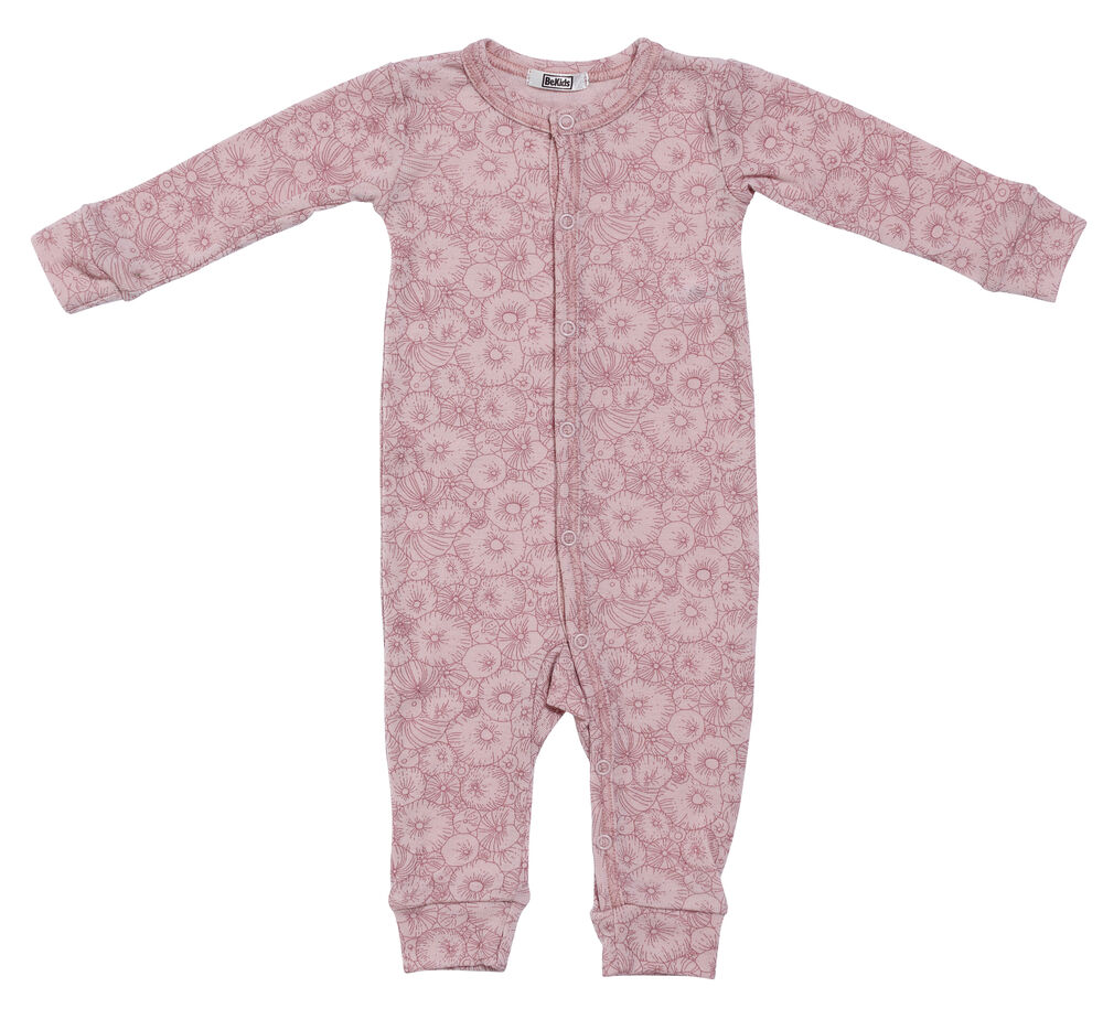 Image of   BeKids Jumpsuit - 3175 Rosa