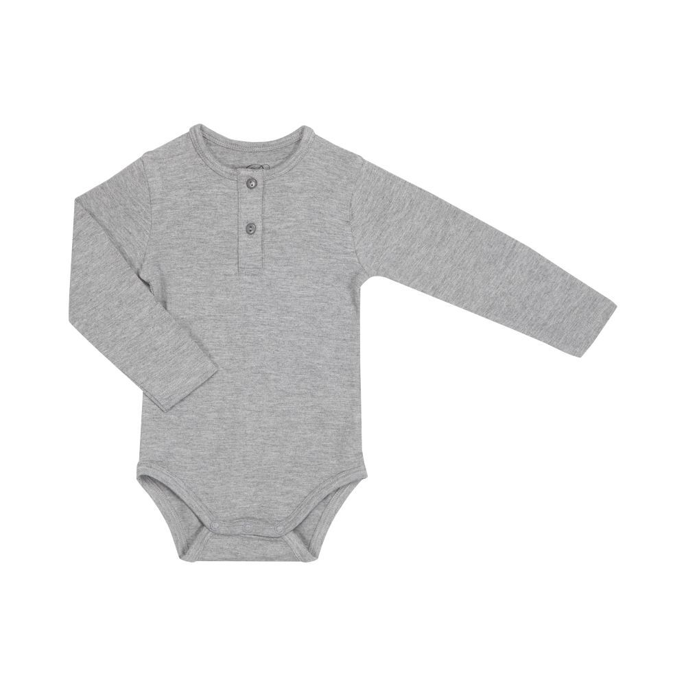 Petit by Sofie Schnoor Body - Grey Melange thumbnail