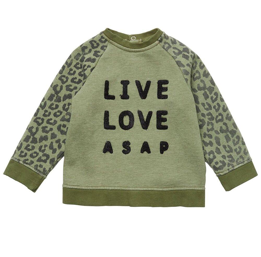 Minimize Gladstone Sweatshirt - Green thumbnail