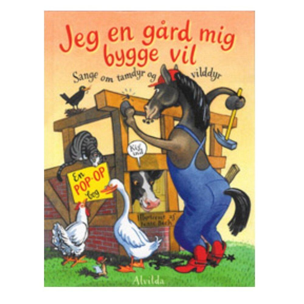 Image of   Alvilda Jeg en gård mig bygge vil