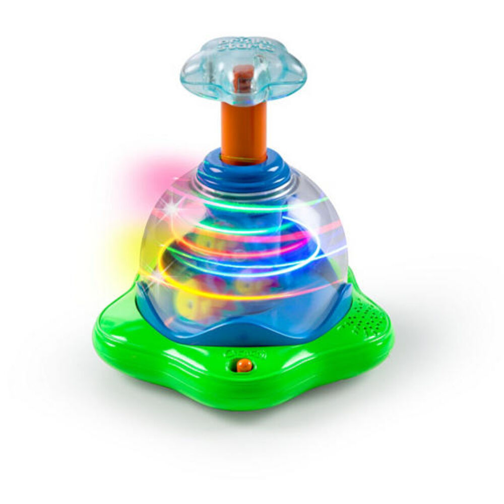 Image of   Bright Starts Press & Glow Spinner