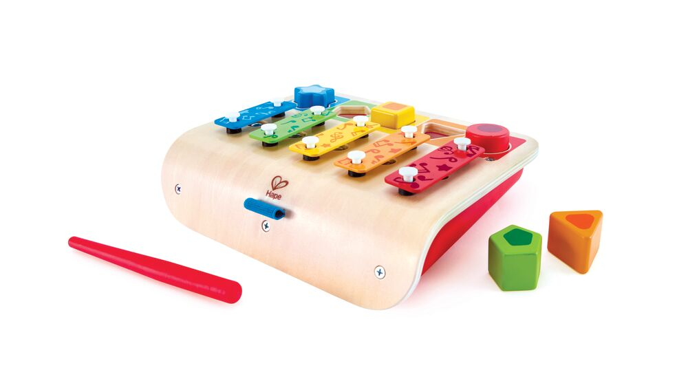 Image of   Hape My First Xylophone & Piano