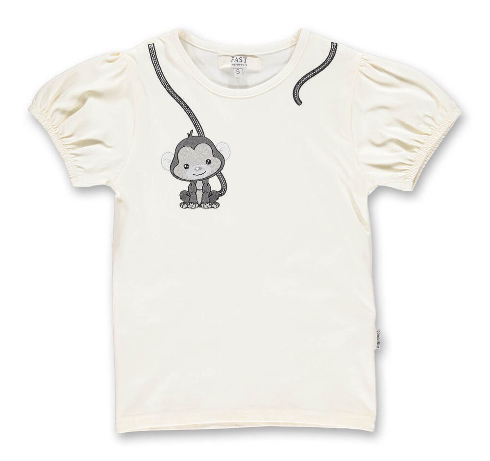 Image of   Bombibitt T-shirt - CREAM
