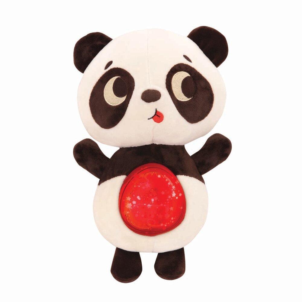Image of   B Toys Twinkle Tummies, Panda