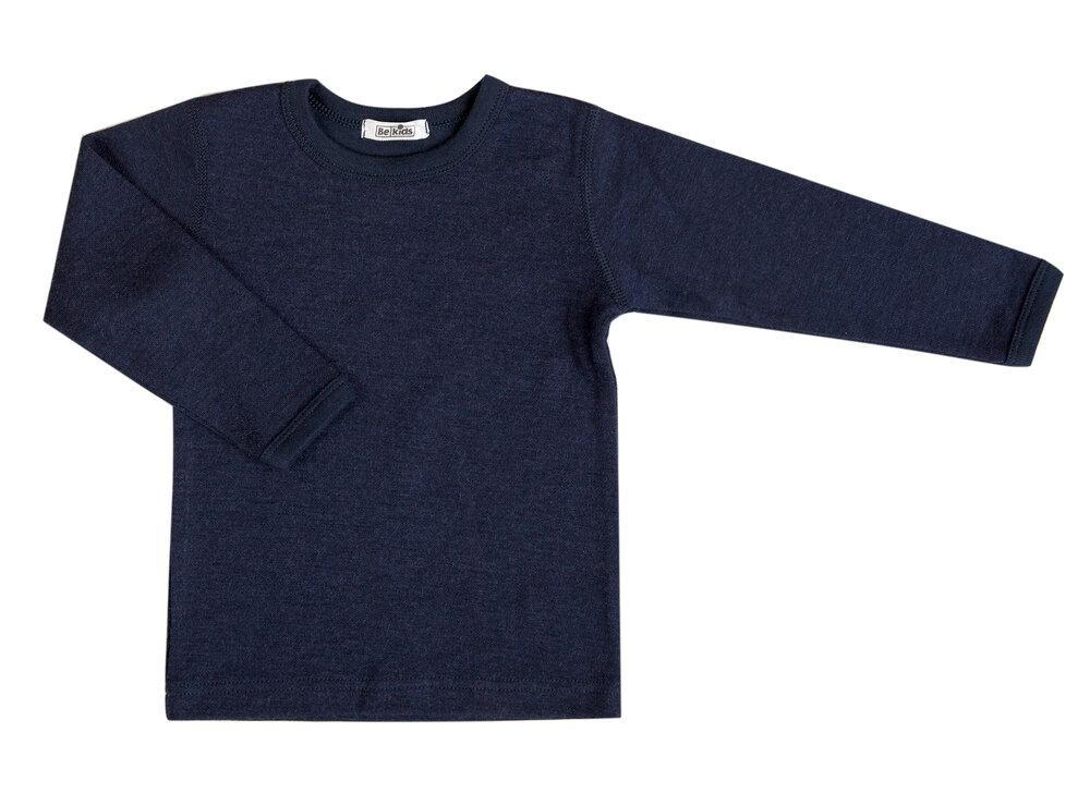 Image of   BeKids Langærmet T-shirt - Blå