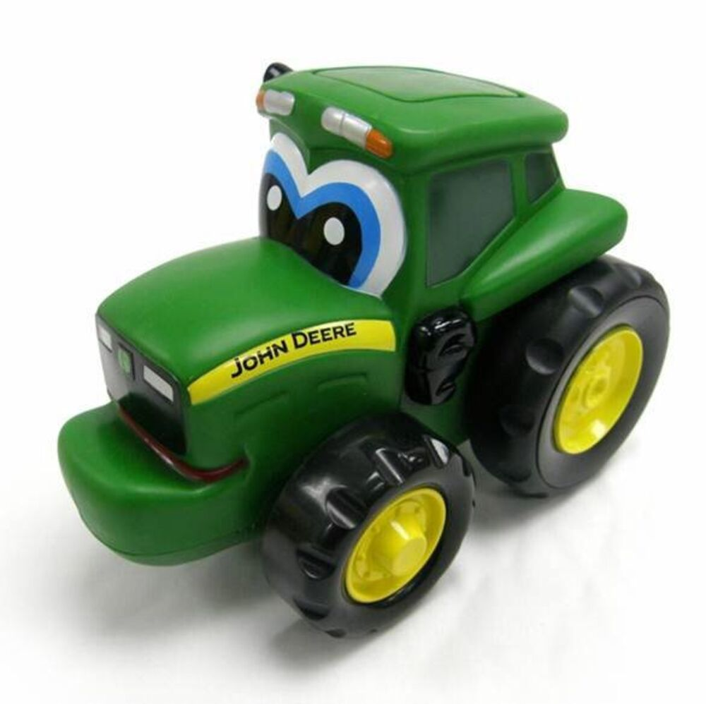 John Deere Push & Roll Johnny Tractor thumbnail