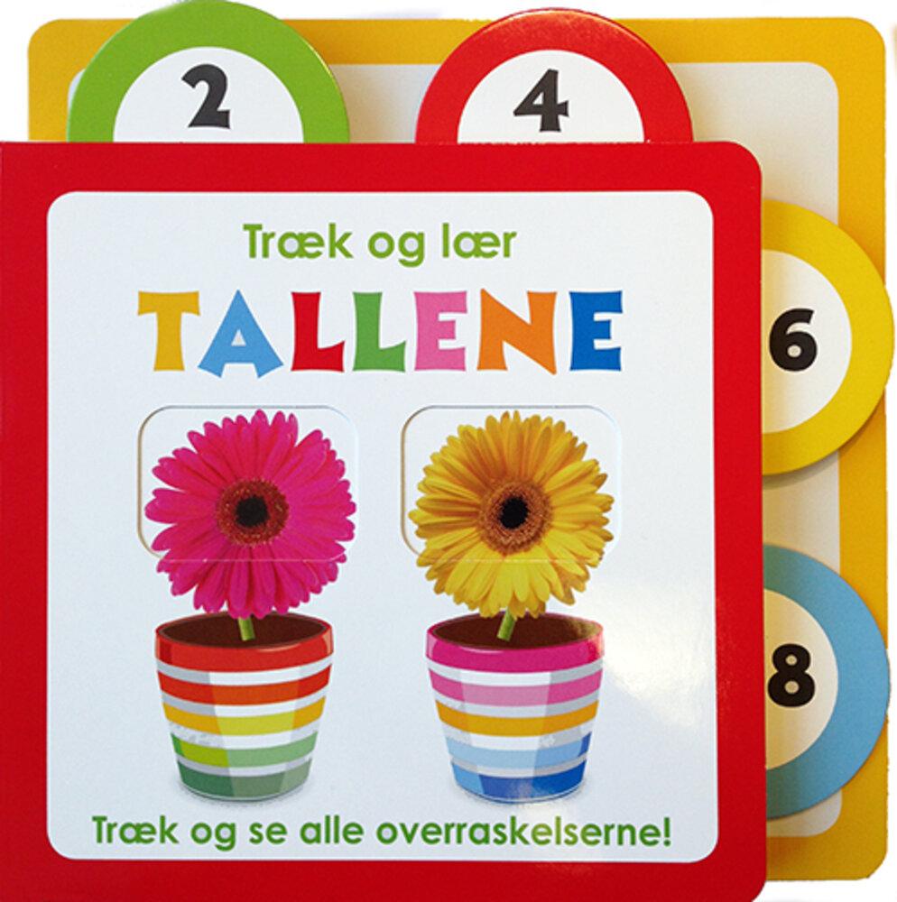 Image of   Alvilda Træk og lær TALLENE