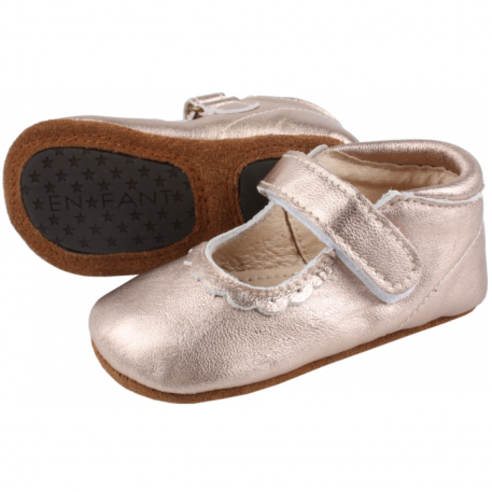 Image of   En Fant Ballerina Lace - COPPER