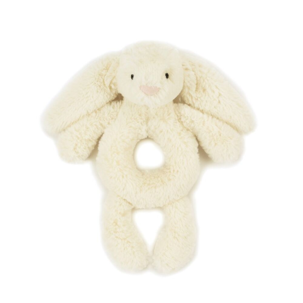 Image of   JellyCat Kanin Rangle - Creme