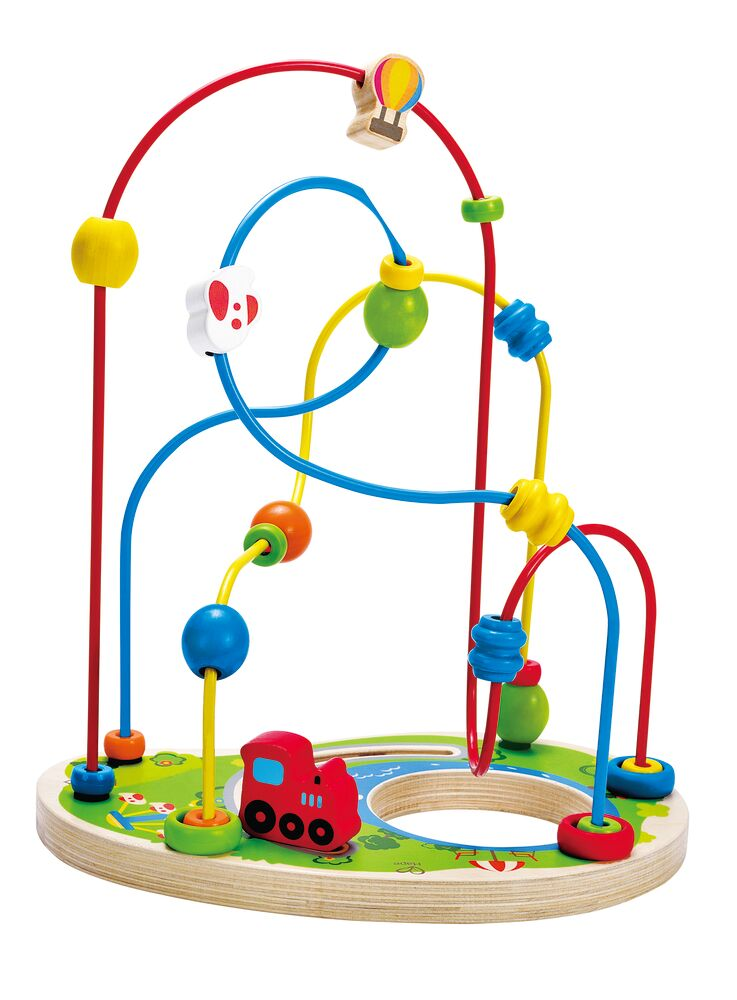 Image of   Hape Playground Pizzaz