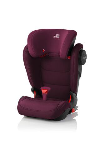 Kidfix III M - Burgundy Red
