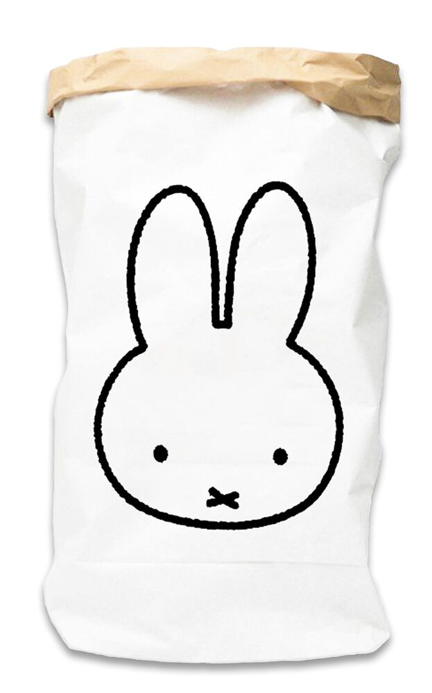 Miffy Papirsæk, outline str.XL thumbnail