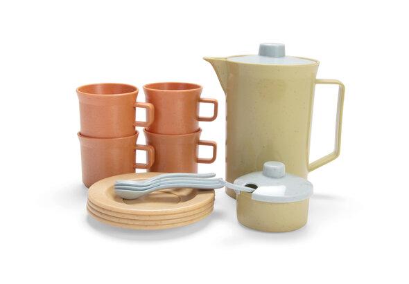Bio Plast Kaffesæt I Gaveæske