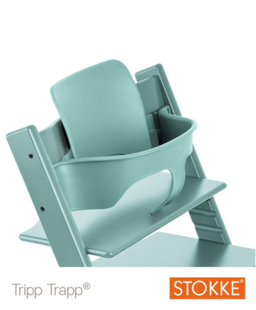 Image of   TRIPP TRAPP® Baby Set - Aqua Blue